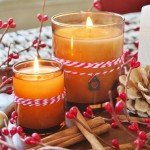 Thymes Gingerbread Candles