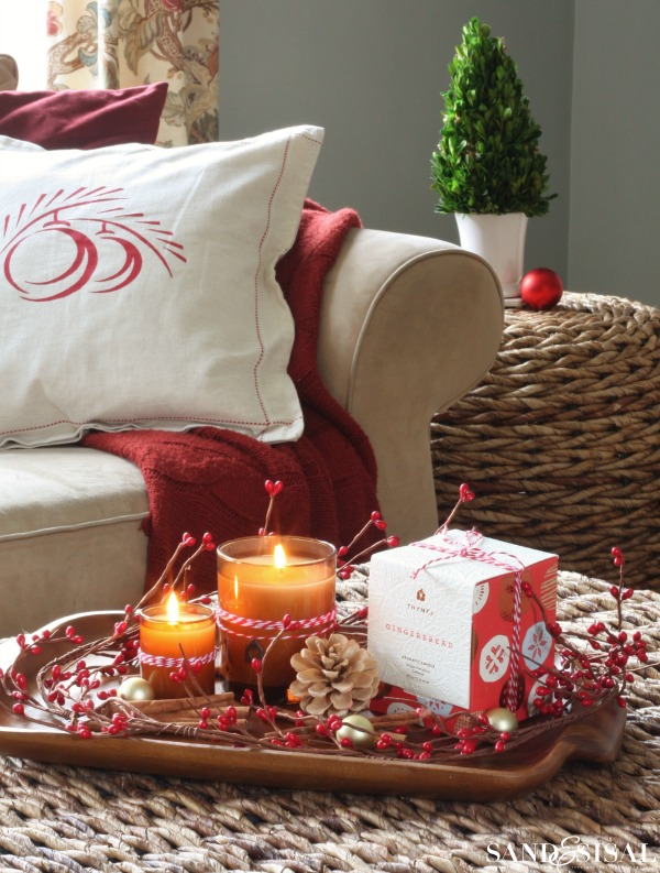 Thymes Gingerbread Home Fragrances