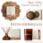 BBF (Before Black Friday) Giveaway ~ Thymes Holiday Fragrances