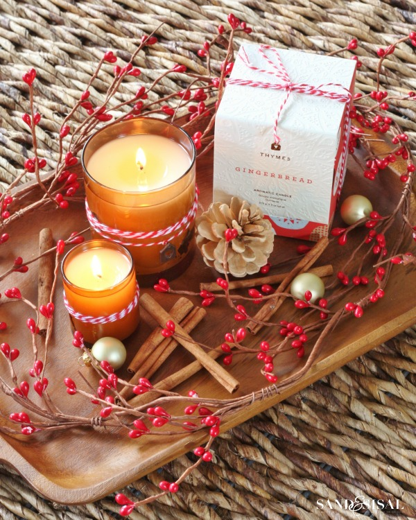 Thymes Holiday Home Fragrances