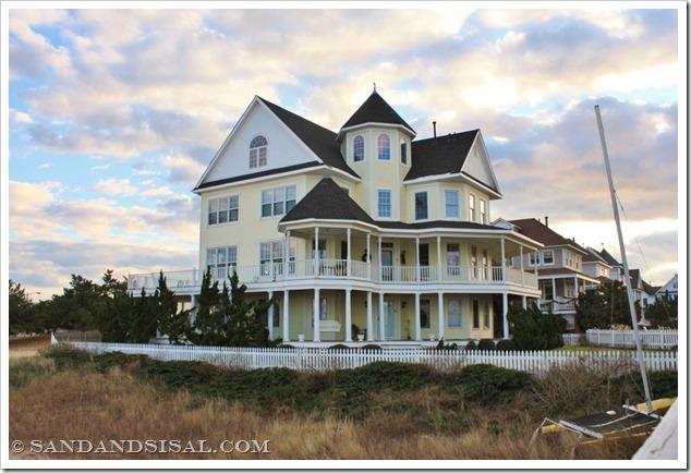 Victorian Beach Home