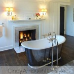 Glamorous Bathroom Ideas with Cindy Ambuehl