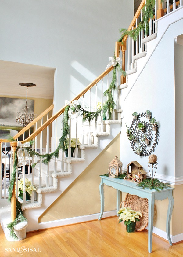 Christmas Foyer