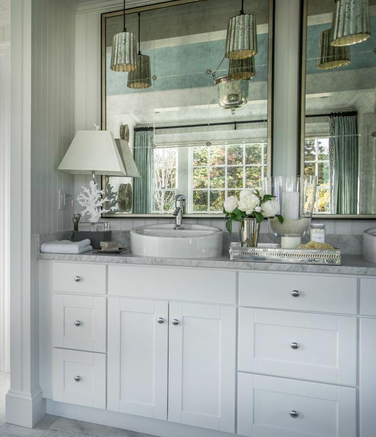 Lovely HGTV Dream Home Coastal Master Bath