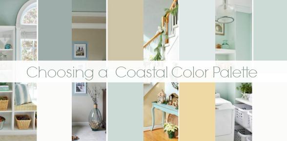 Choosing a Coastal Color Palette