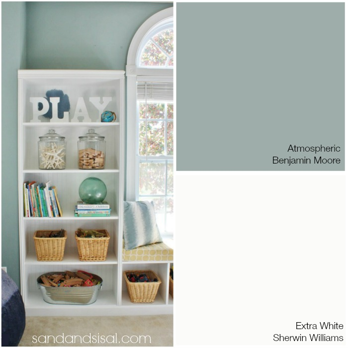Coastal Colors - Atmospheric - Benjamin Moore