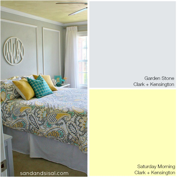 Coastal Colors on family room paint colors