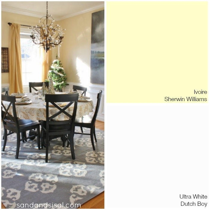 Coastal Colors - Ivoire - Sherwin Williams
