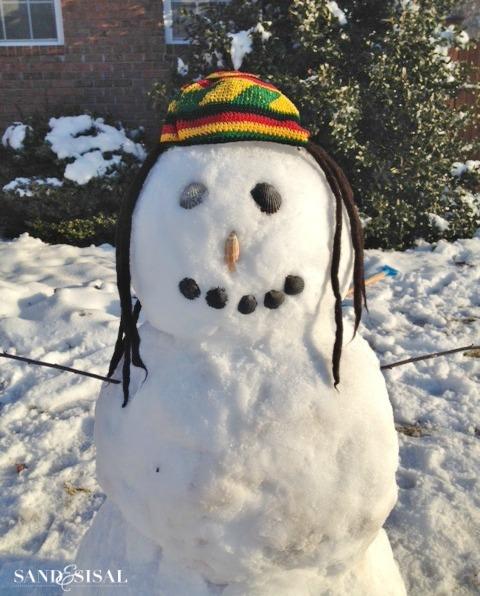 Island Snowman