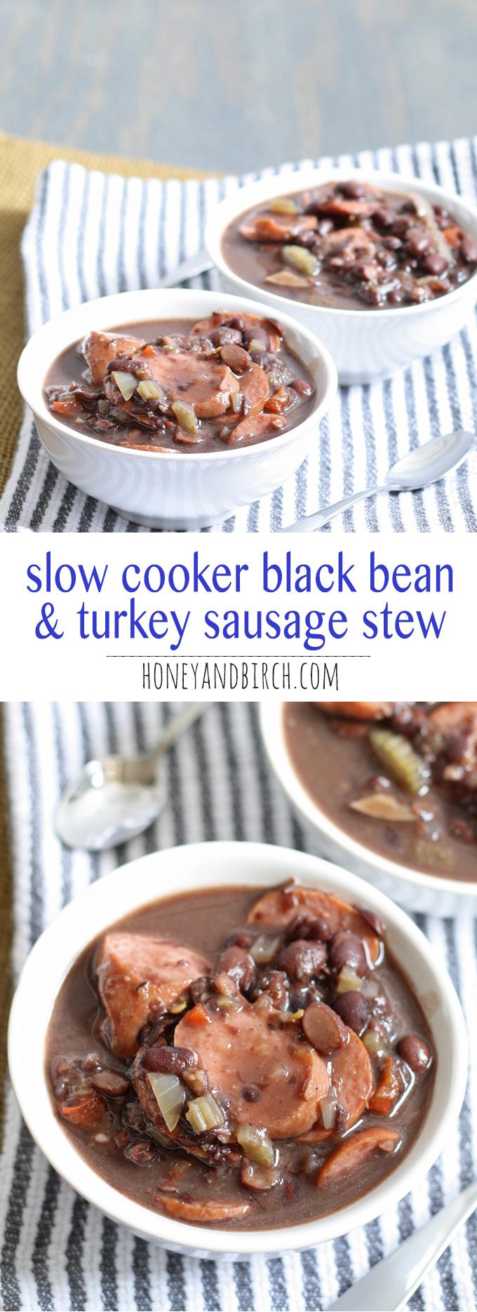 slow-cooker-black-bean-and-turkey-sausage-stew