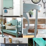 5 Beautifully Blue Furniture Makeovers