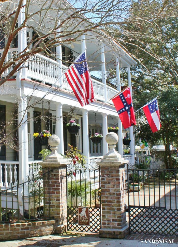 Historic Charleston The Saturday 6 Sand And Sisal