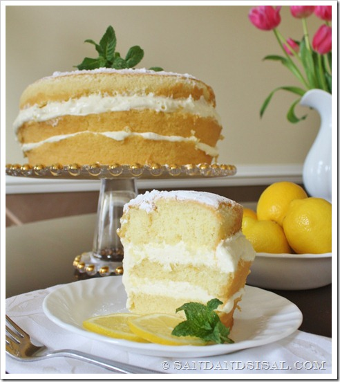 10 Luscious Lemon Recipes