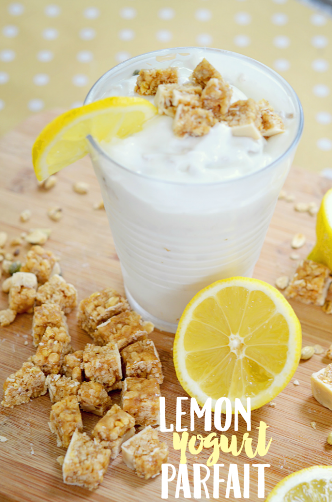 Lemon-Yogurt-Parfait