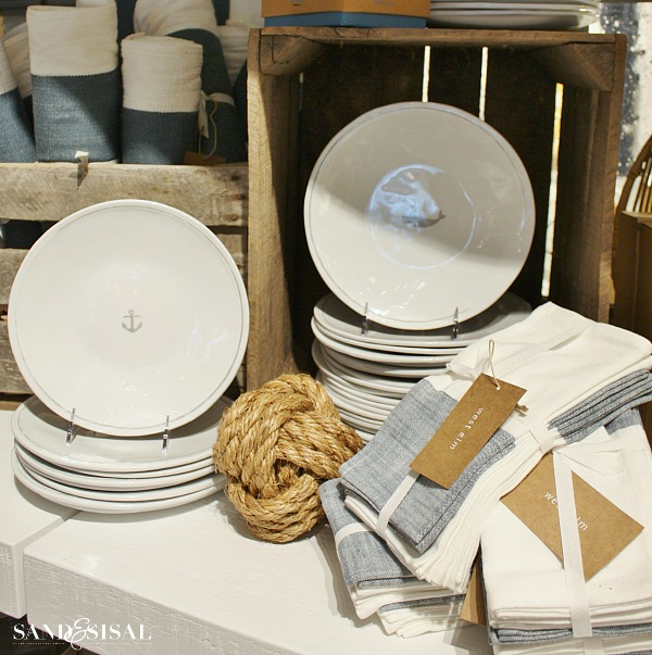 Nautical Plates - West Elm
