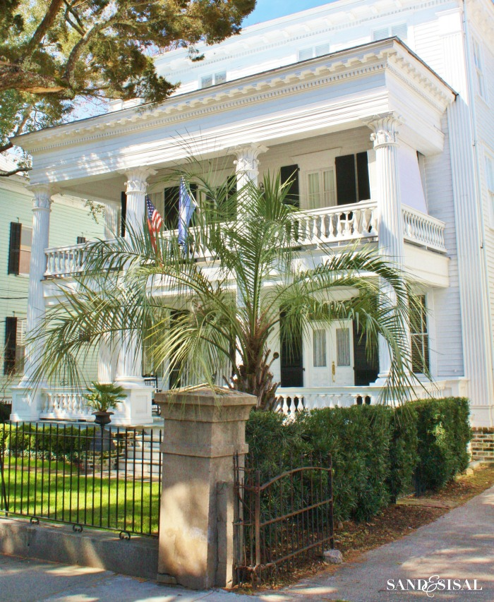 The Cooper O'Conner House - Charleston