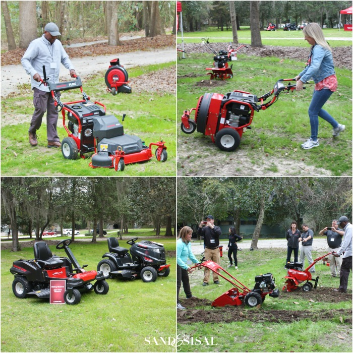 Troy-Bilt Product Testing Fun!