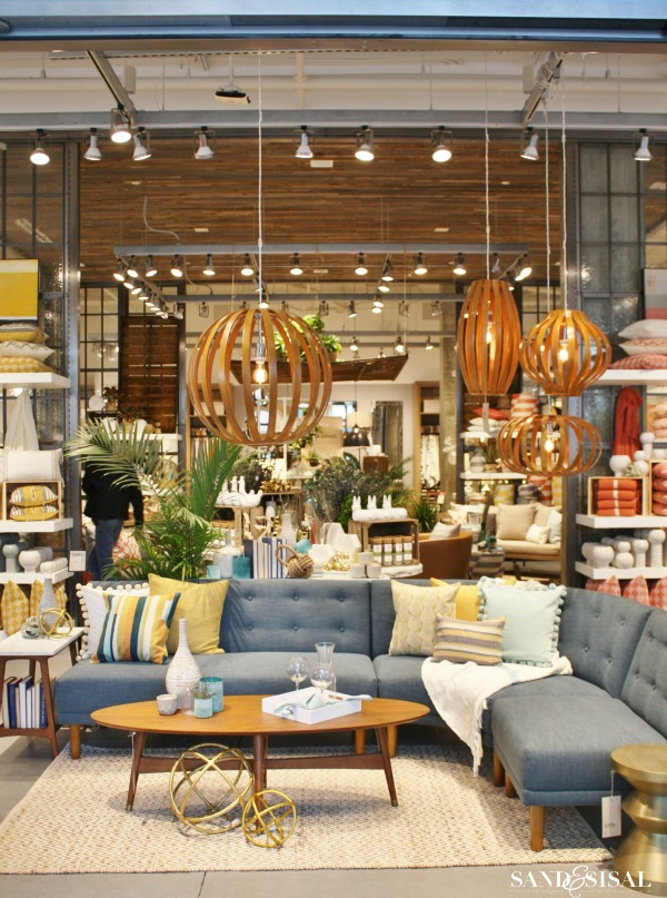 Shop with me west elm virginia beach sand and sisal for Outdoor furniture virginia beach