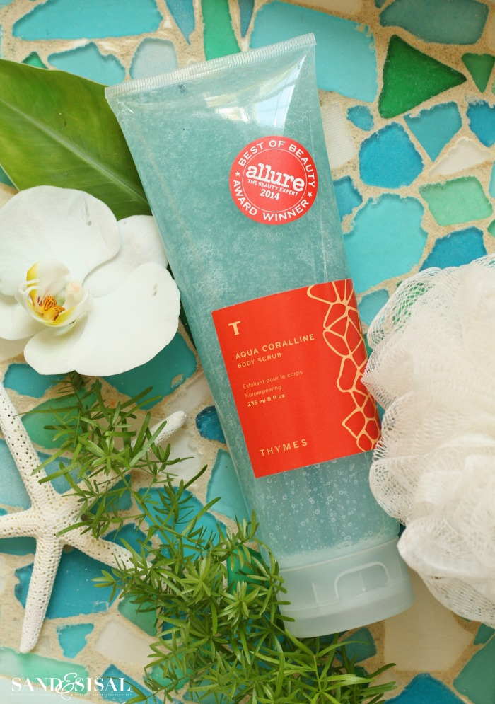 Allure Award Winner -Aqua Coralline Body Scrub