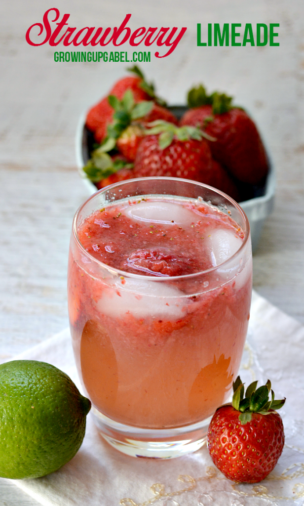 Strawberry-Limeade-Recipe