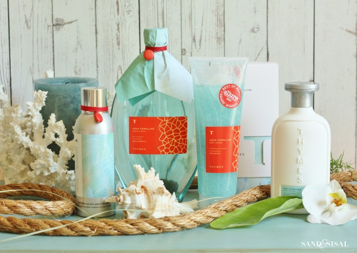 Mother's Day Gift Ideas - Thymes Aqua Coralline