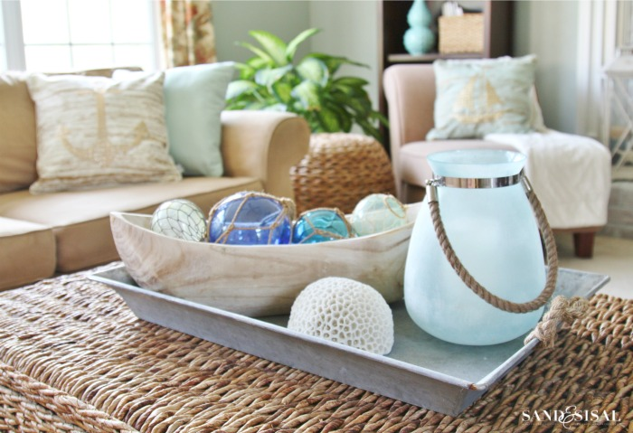 Coastal Centerpiece