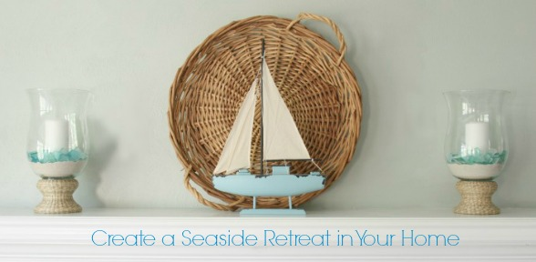 Create a Seaside Retreat in Your Home - Slide