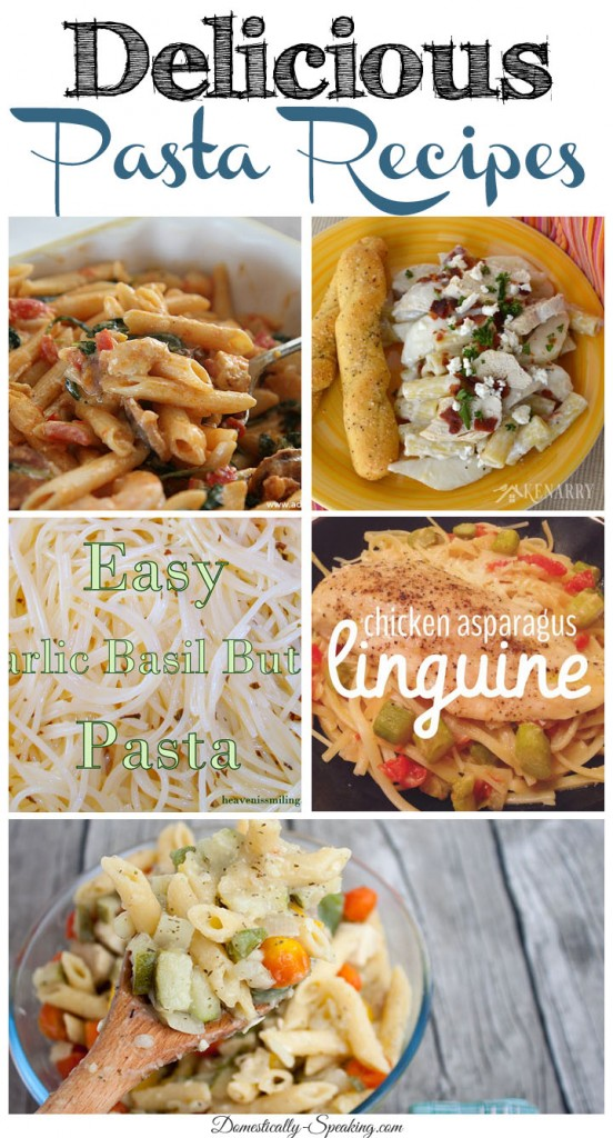 Delicious-Pasta-Recipes-the-Ultimate-Comfort-Food