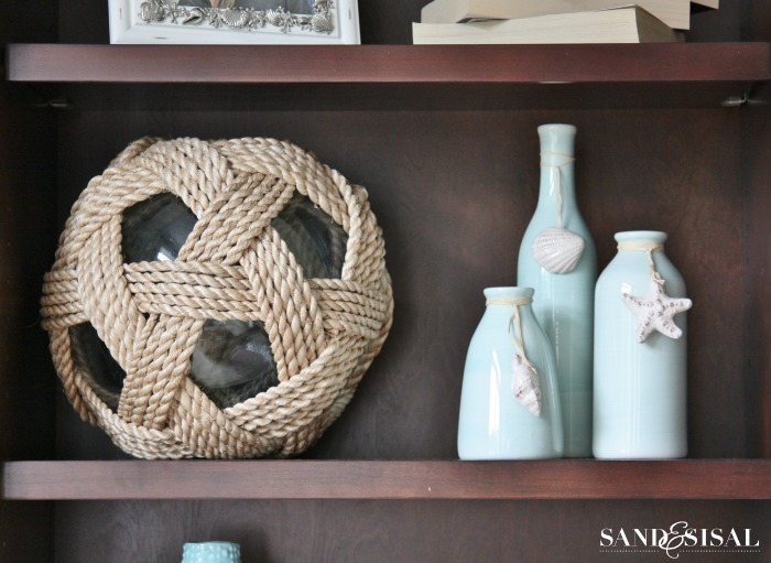 Glass Floats & Coastal Accessories
