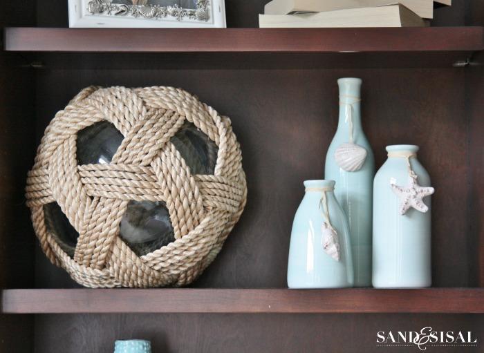 Glass Floats & Coastal Accessories