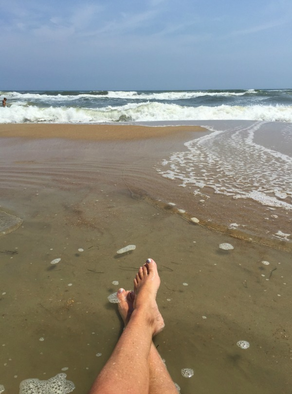Frisco Beach, Hatteras Island, N.C.