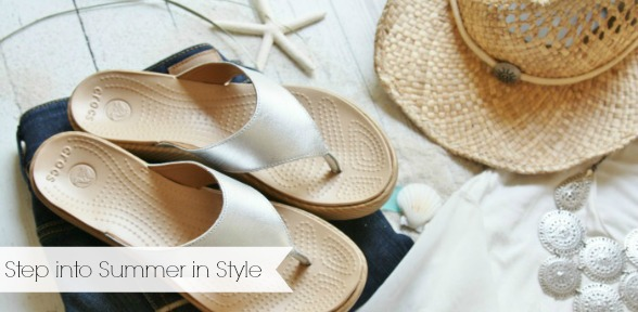 Step into Summer in Style - slide