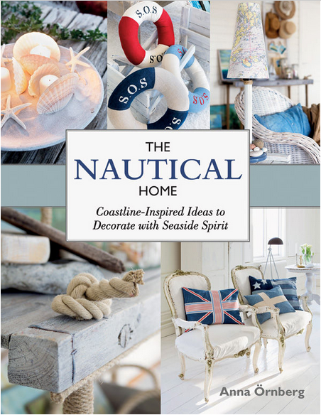 The Nautical Home + Book Giveaway