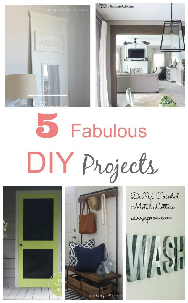 5-Fabulous-DIY-Projects-you-can-do-in-a-day