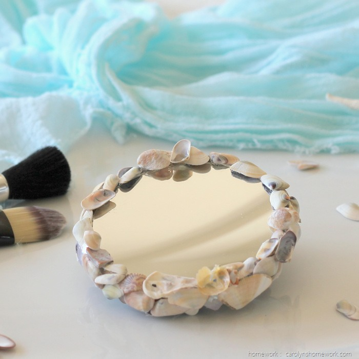DIY-Shell-Magnifying-Make-Up-Mirror-[7]