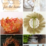 5 Fall Crafts for the Home