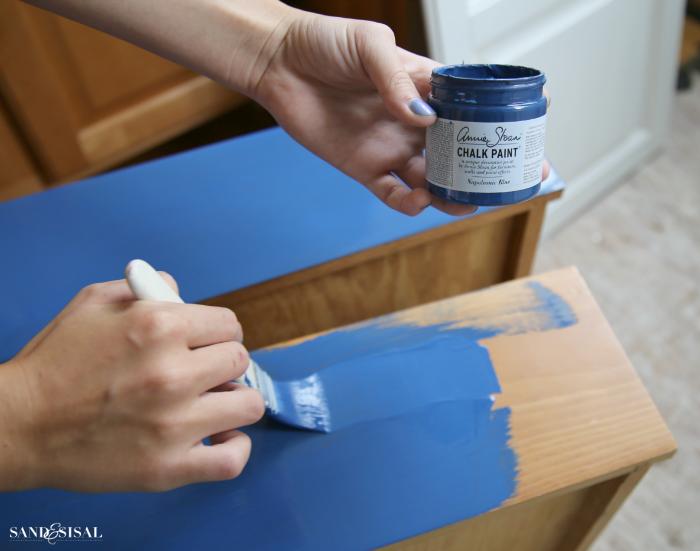 Annie Sloan Chalk Paint - Napoleonic Blue