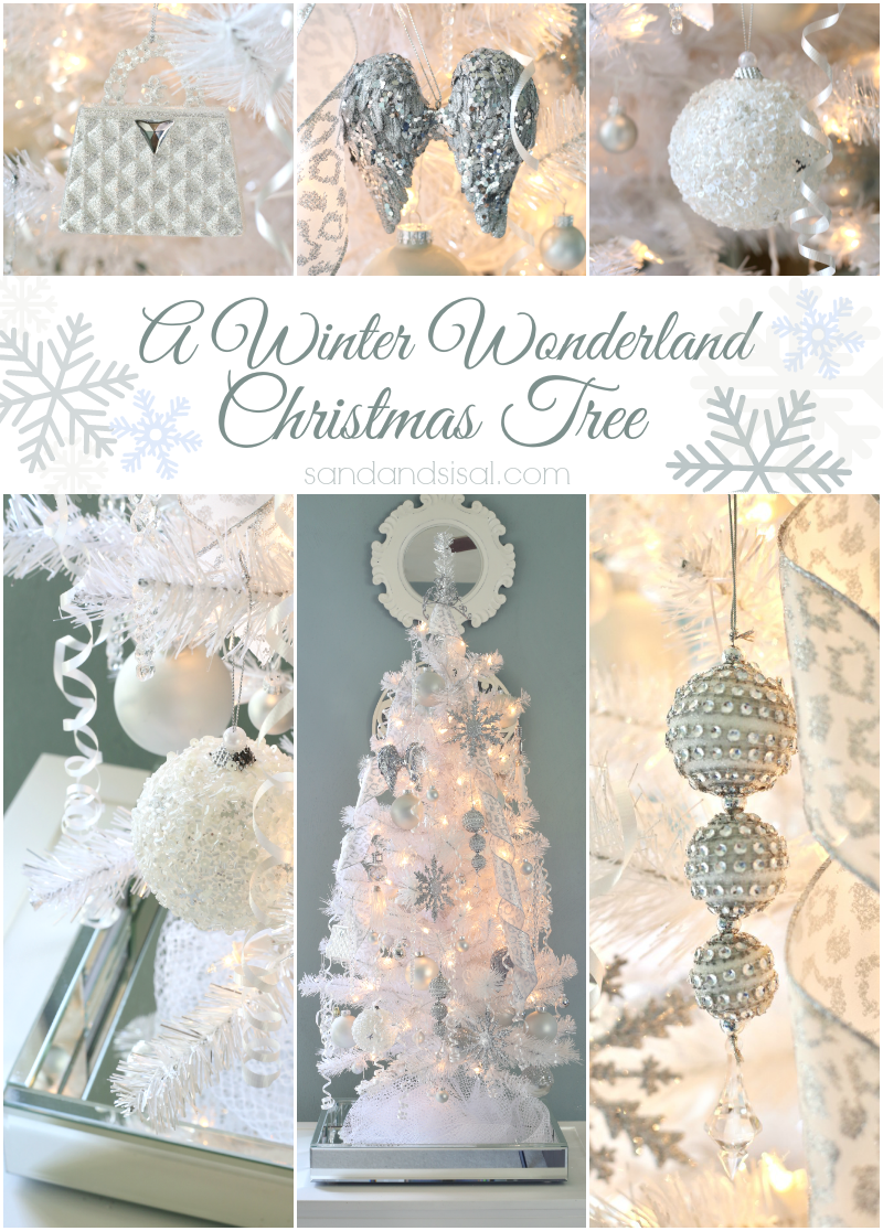 A Winter Wonderland Christmas Tree