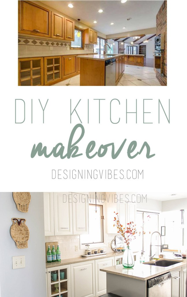 Amazing Kitchen Makeover