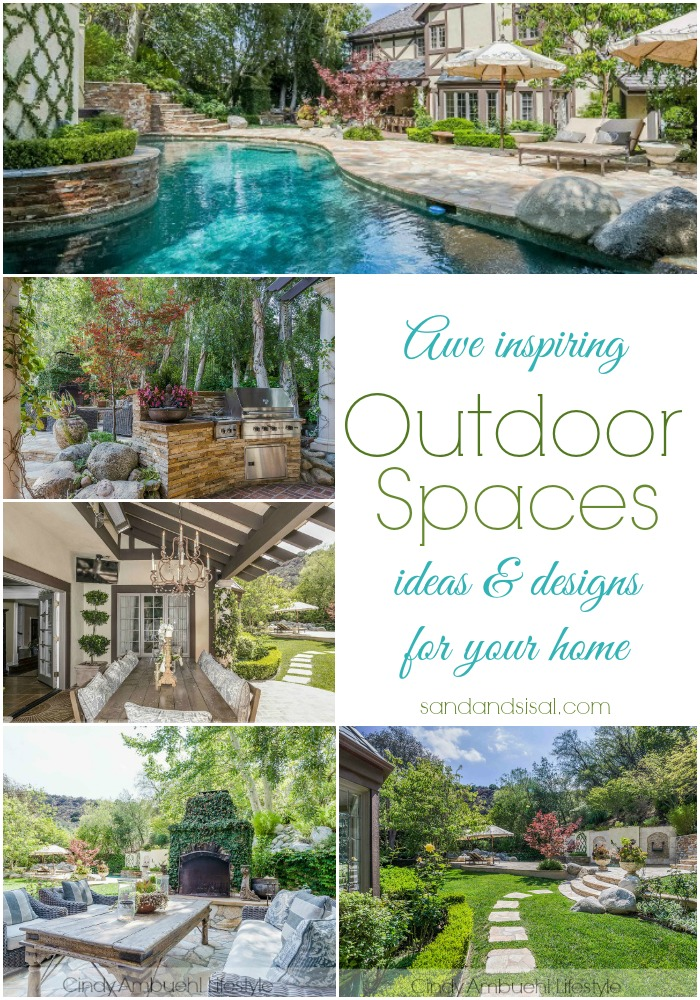 Awe Inspiring Outdoor Spaces