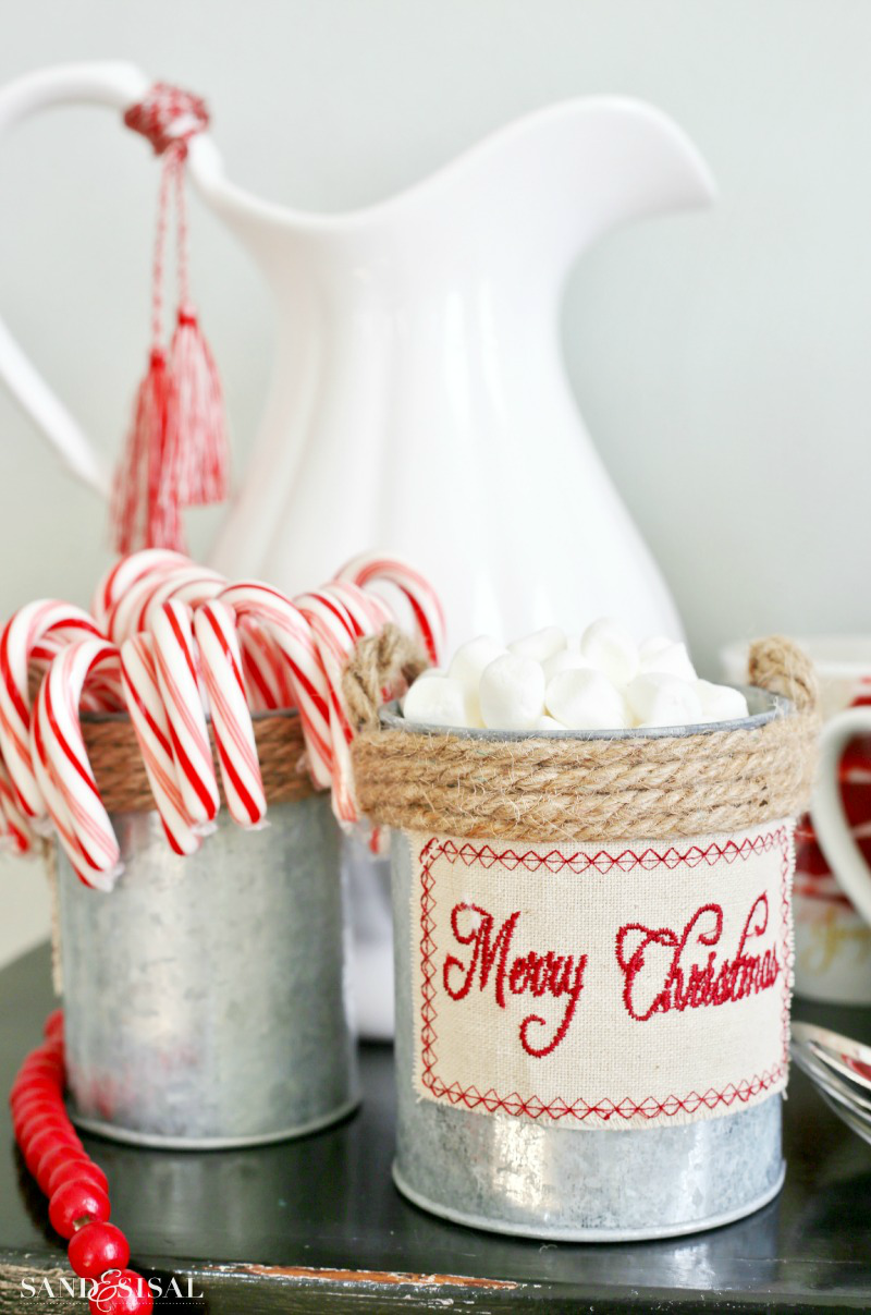 Create a Hot Chocolate Bar