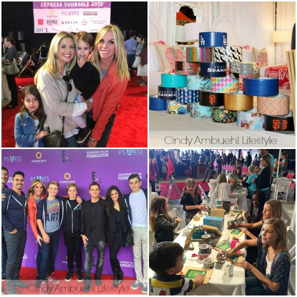 PS Arts Express Yourself 2015