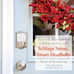 Schlage Sense Smart Giveawaw