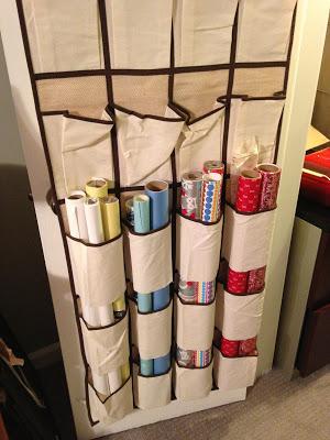 Christmas Decoration Storage Ideas