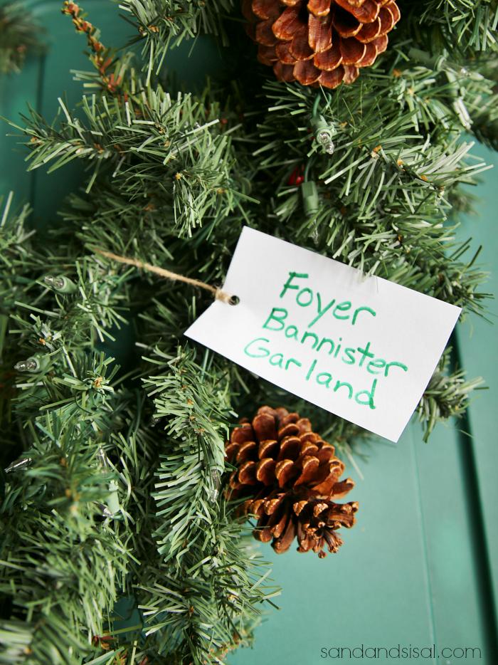 Christmas Decoration Storage Tips Sand And Sisal