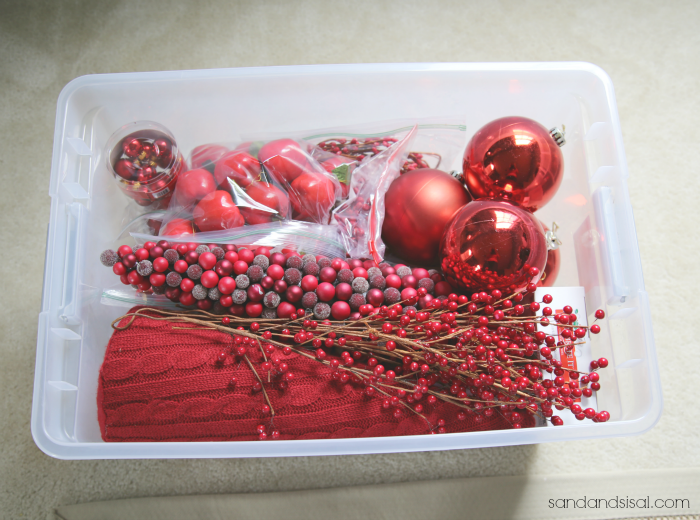 top 10 christmas decoration storage tips - Christmas Decoration Storage Containers