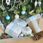 Creative Holiday Gift Wrapping Ideas - @sandandsisal