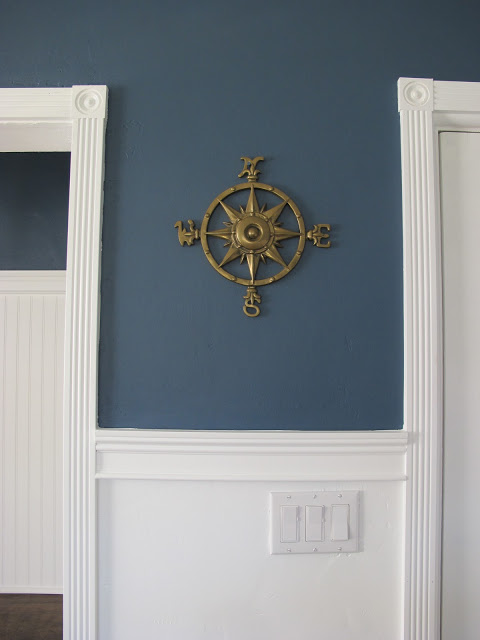 Benjamin Moore Van Deusen Blue Nautical Paint Colors
