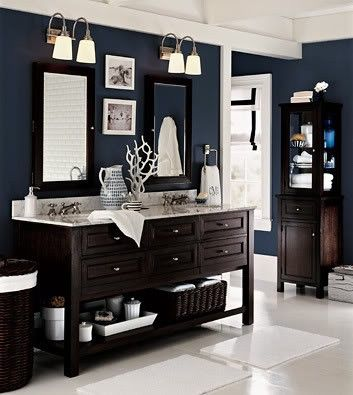 Benjamin Moore's Newburyport Blue - Tried and True Nautical Blue Paint Colors