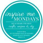 Inspire Me Monday {105}